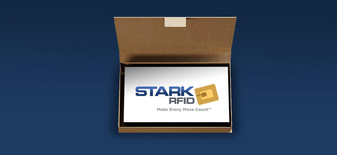 Stark RFID Logo Design and Brand Mgmt
