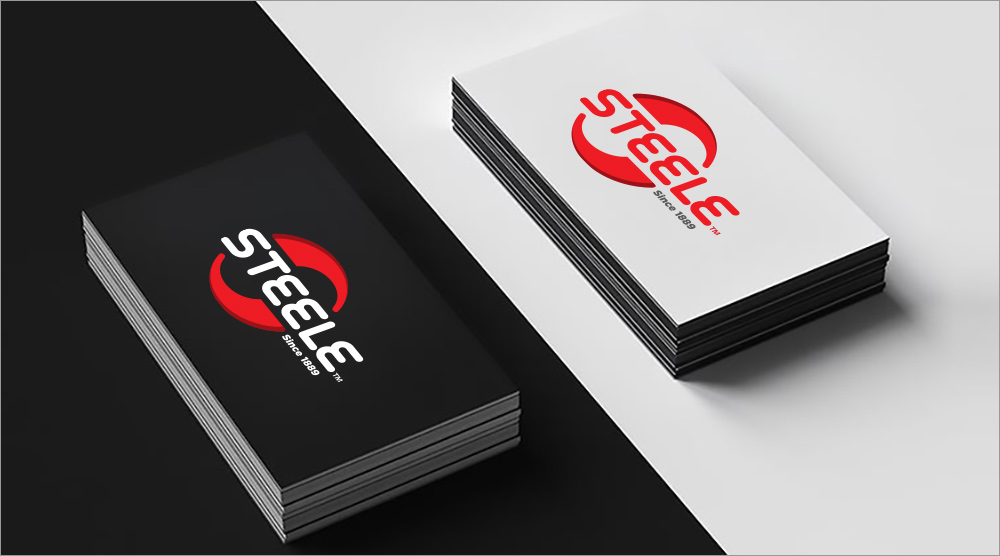 Steele - Logo Redesign