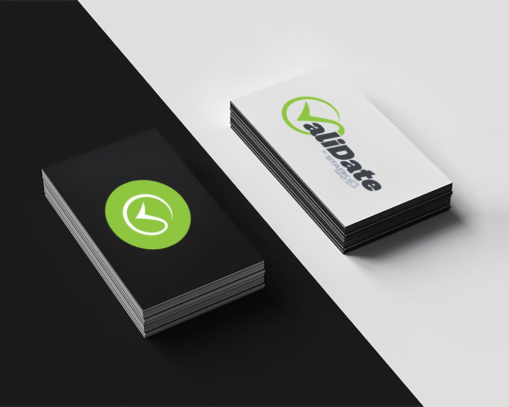 ValiDate Logo and Brand Design