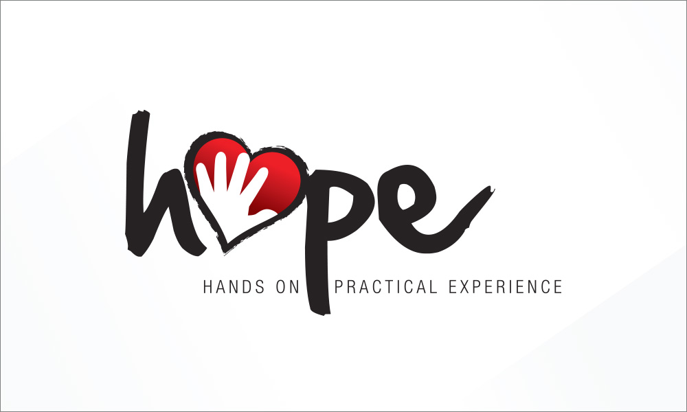 hope logo by radii