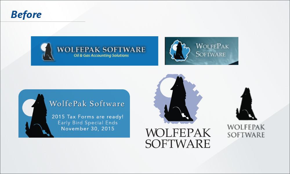 WolfePak Logo - BEFORE