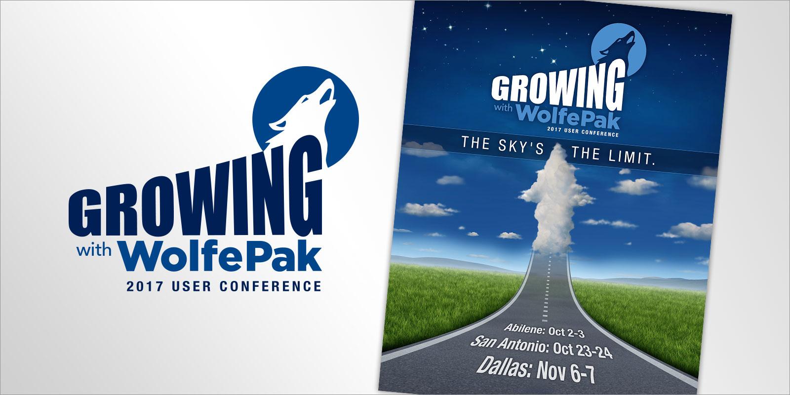 WolfePak Conference design