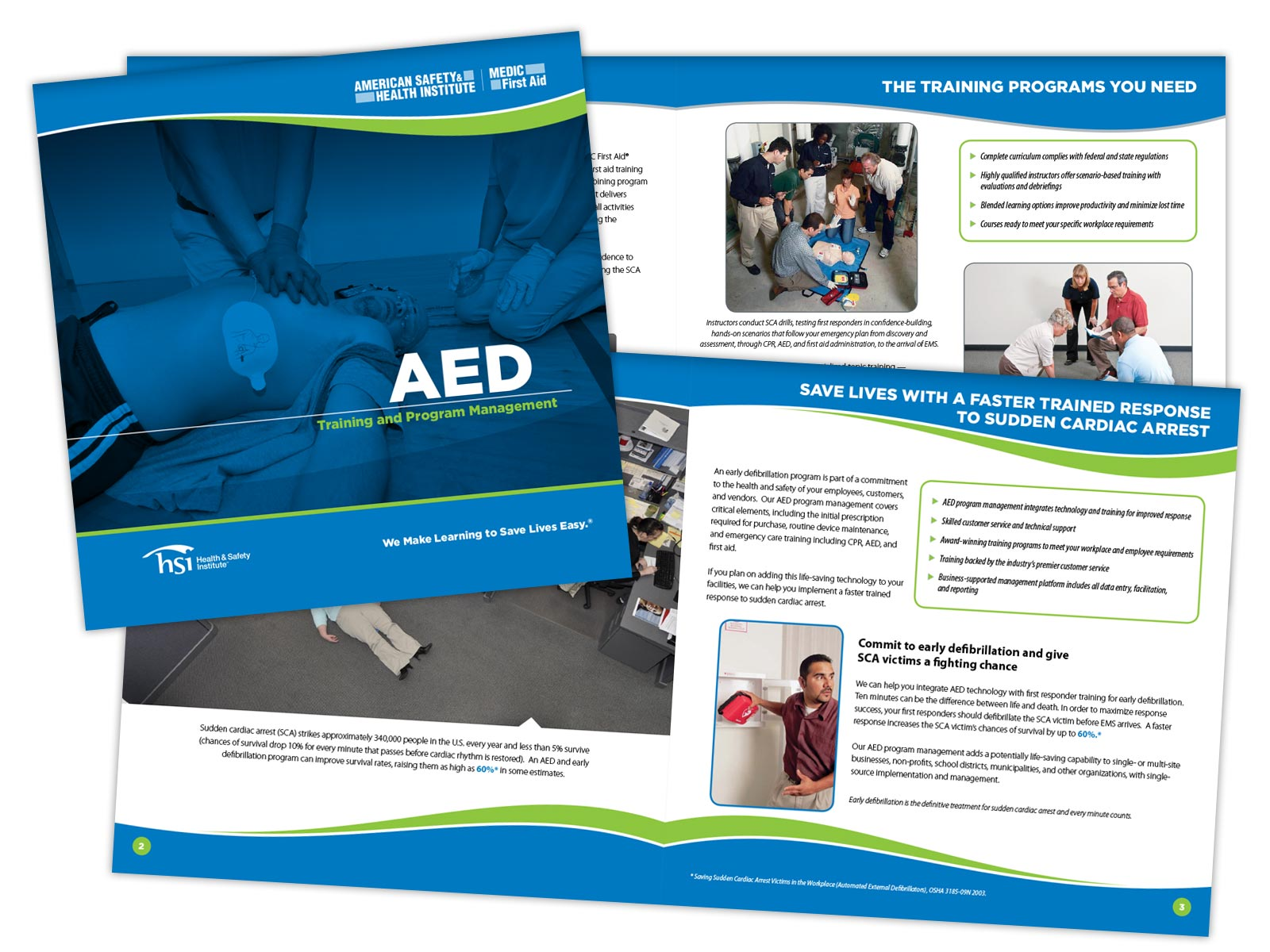 AED Brochure