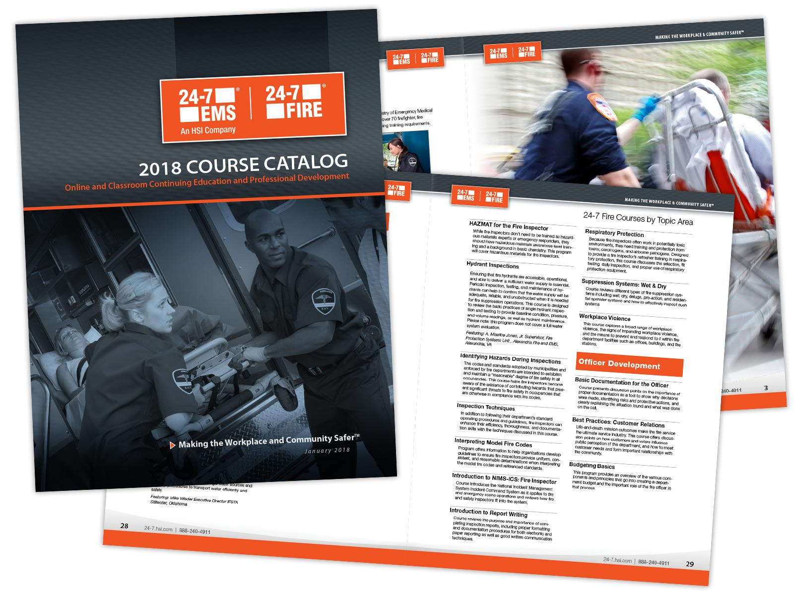 24-7 Course Catalog