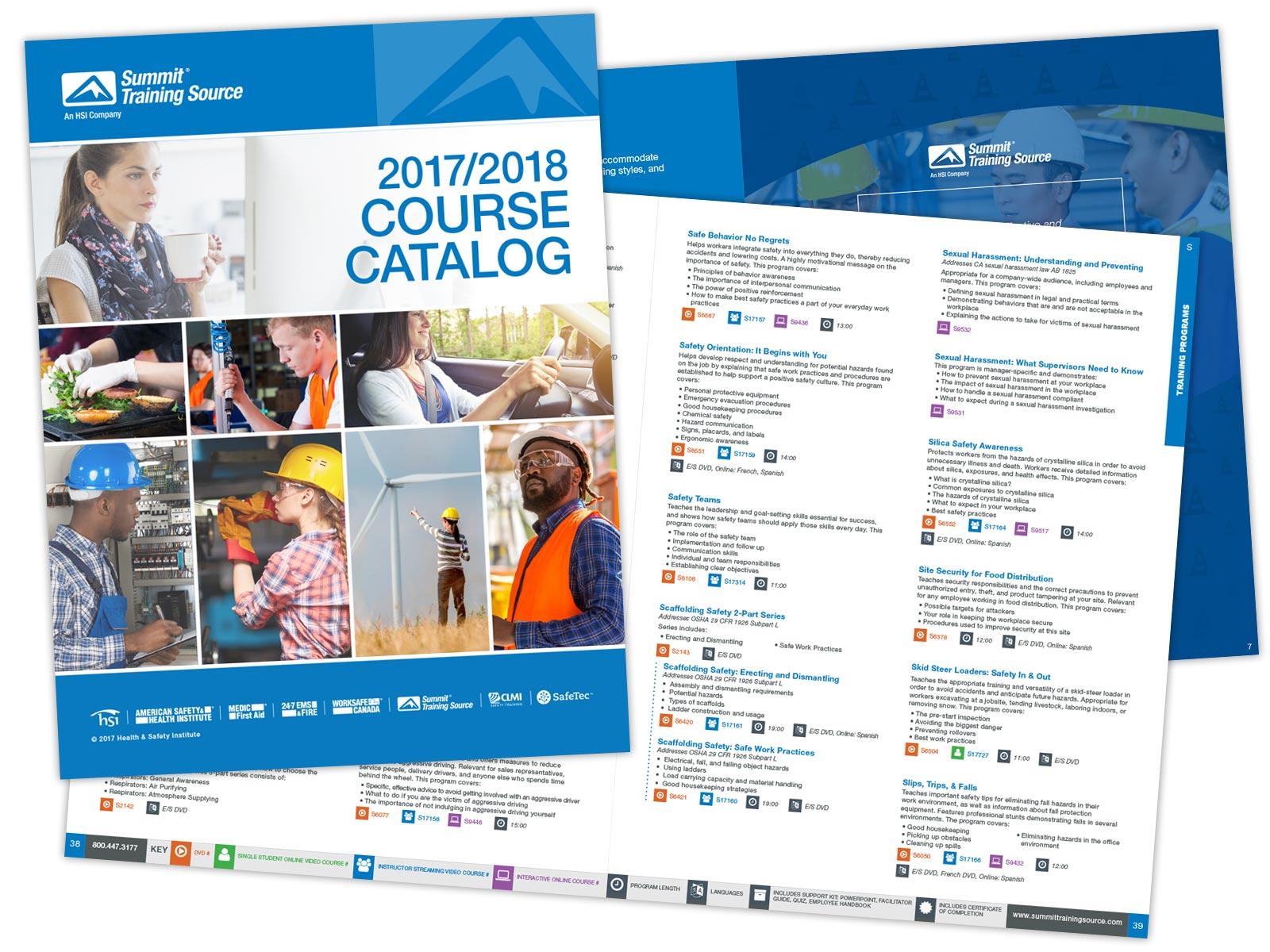 Summit Course Catalog