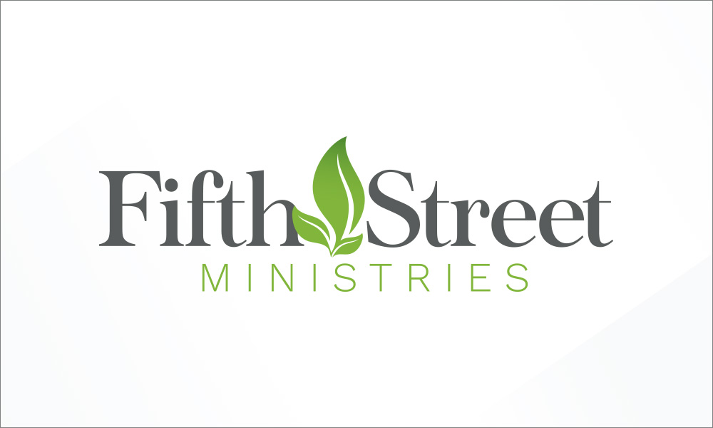 Fifth Street Ministries Brand Design
