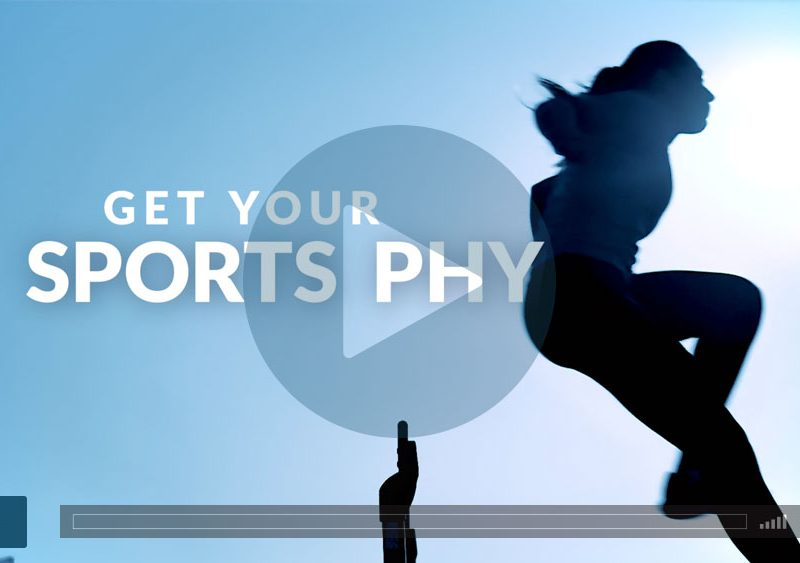 Nova Health Sports Physical Video